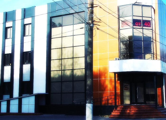 Торгово-офисный центр на ул. Болдина