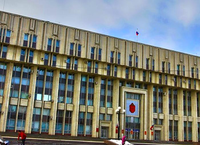 Здание администрации г. Тулы